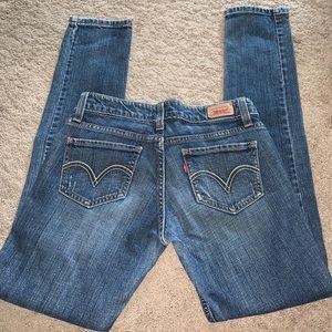 Vintage 524 Too SuperLow Levi's jeans
